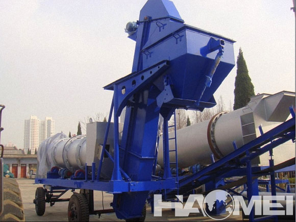 China Professional Asphalt Mixing Plant