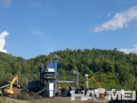 Introduction of Asphalt Batching Plant