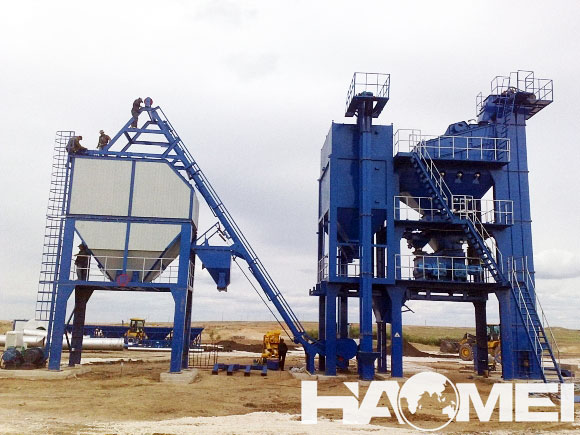 Asphalt Hot Mix Plant For Sale