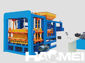 bricks manufacturing machine