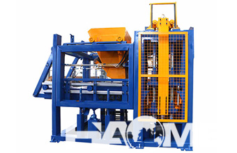 hollow block machine for sale