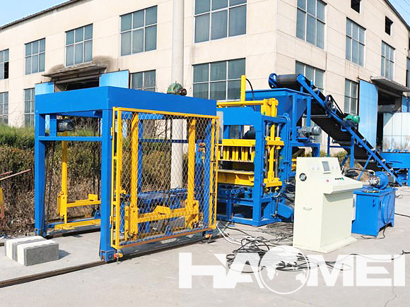 interlocking bricks machine price