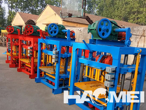 fly ash bricks machine price
