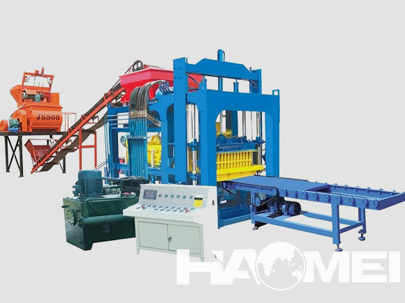 paver block machine price