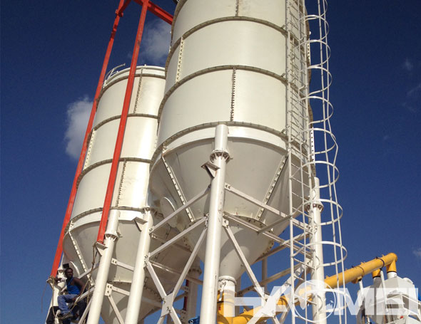 New Shipping of Portable Concrete Batch Plant to Somaliland