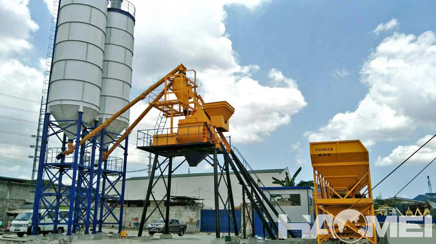 concrete batching plants philippines