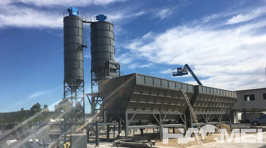 concrete batching plant in australia