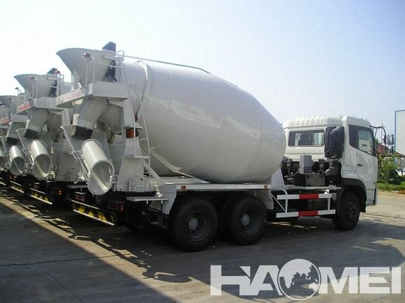 new concrete mixer truck for sale