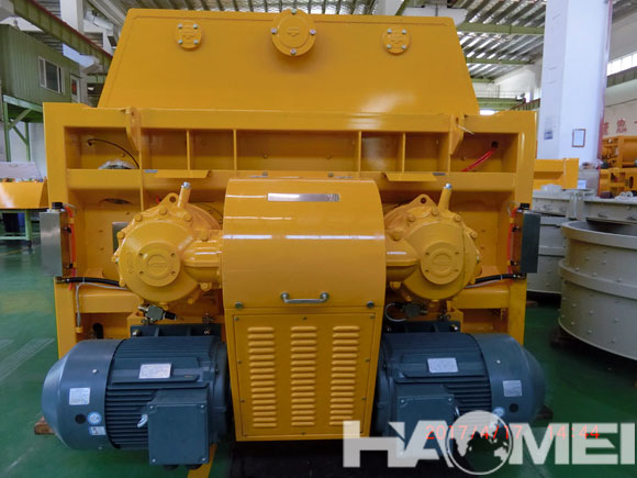 hydraulic motor for concrete mixer