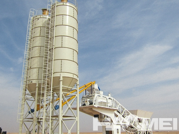 new mobile concrete batching plants in south Africa