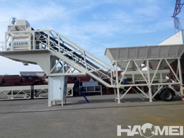 mobile concrete plants for sale