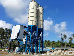 concrete mixing batching plants