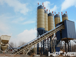 ready mix concrete plant manufacturers