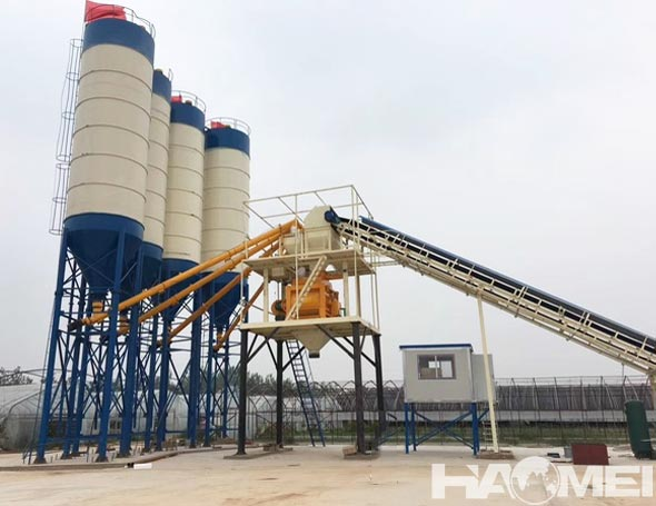 ready mix plant manufacturers