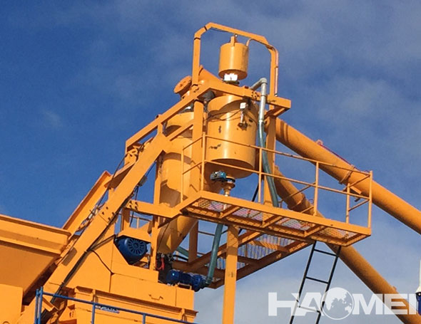 HZS75 Self Loading Batching Plant Measuring System
