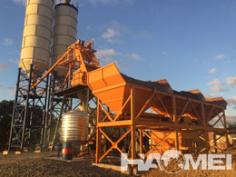 components of concrete batching plant