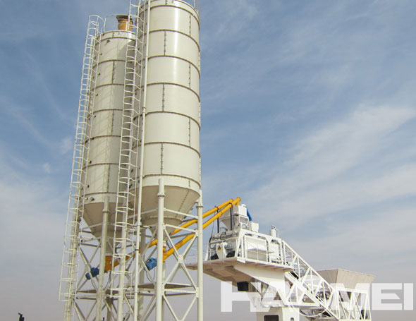 concrete batching plant checklist