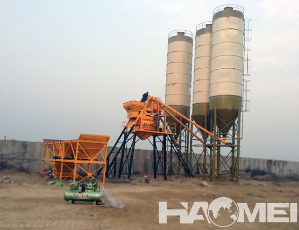 Good Supplier Batching Plant At the Philippines