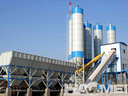 concrete batching plant technical specification