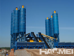 manual for concrete batching plant