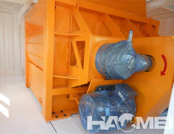Containerized Type Concrete Batching Plant