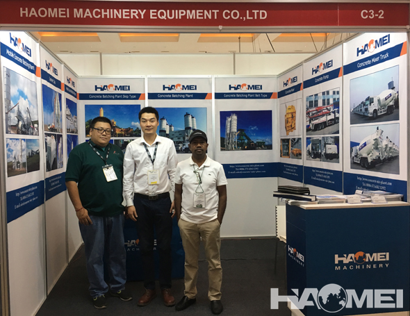 construction concrete expo