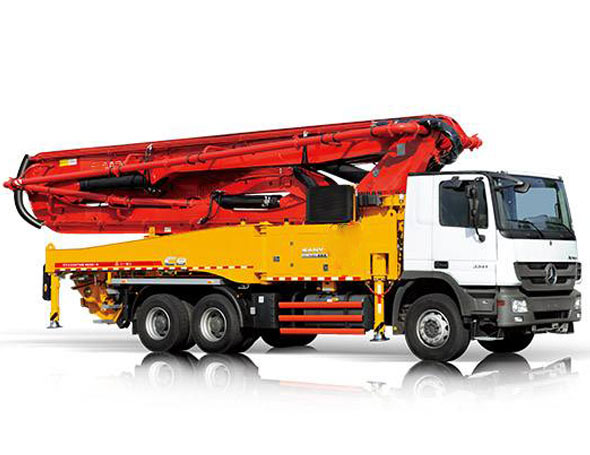 concrete pump trucks for sale
