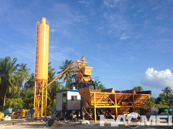 supplier batching plant at the philippines