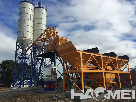 Premier Batching Plant in Philippines